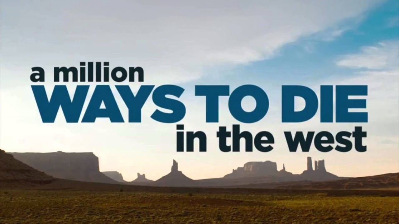 a million days to die in the west