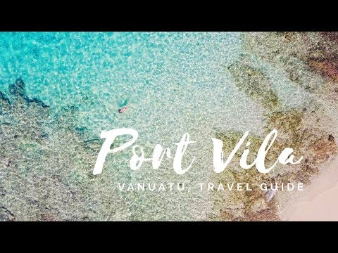 HIGHLIGHTS of Port Vila, VANUATU - Exploring Efate Island, Blue Lagoon + Snorkelling VLOG