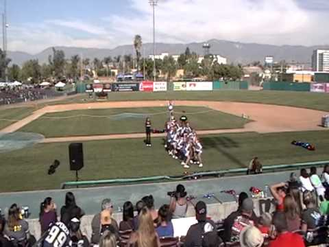 Elsinore Valley Thunder Junior Pee Wee Cheer 2013