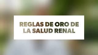 Reglas de oro para la salud renal en el Día Mundial del Riñón
