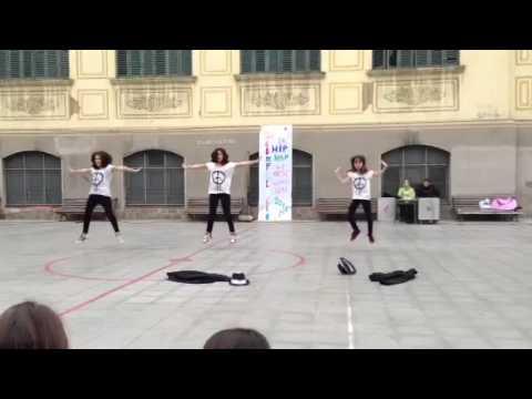 Hip Hop 2013. CAMPEONAS del Colegio Ramón Llull.