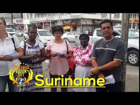 SURINAME Trumpet! in DUTCH @ WORLDWIDE VISION DAY 1.6.18