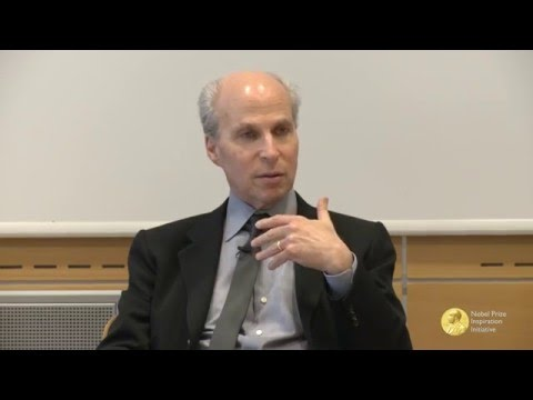 """The greatest challenge is the choice of problem"" - Roger Kornberg, Nobel Laureate"