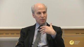 the greatest challenge is the choice of problem roger kornberg nobel laureate