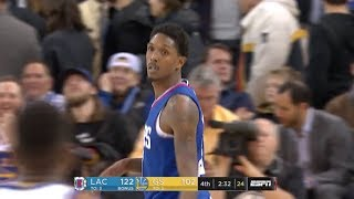 Lou Williams Goes for 50 Points, Including 27 in 3rd Quarter, as Clippers Beat Warriors