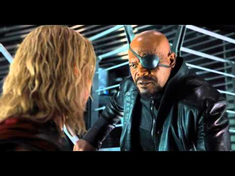 The Avengers (2012) primo teaser trailer ufficiale HD