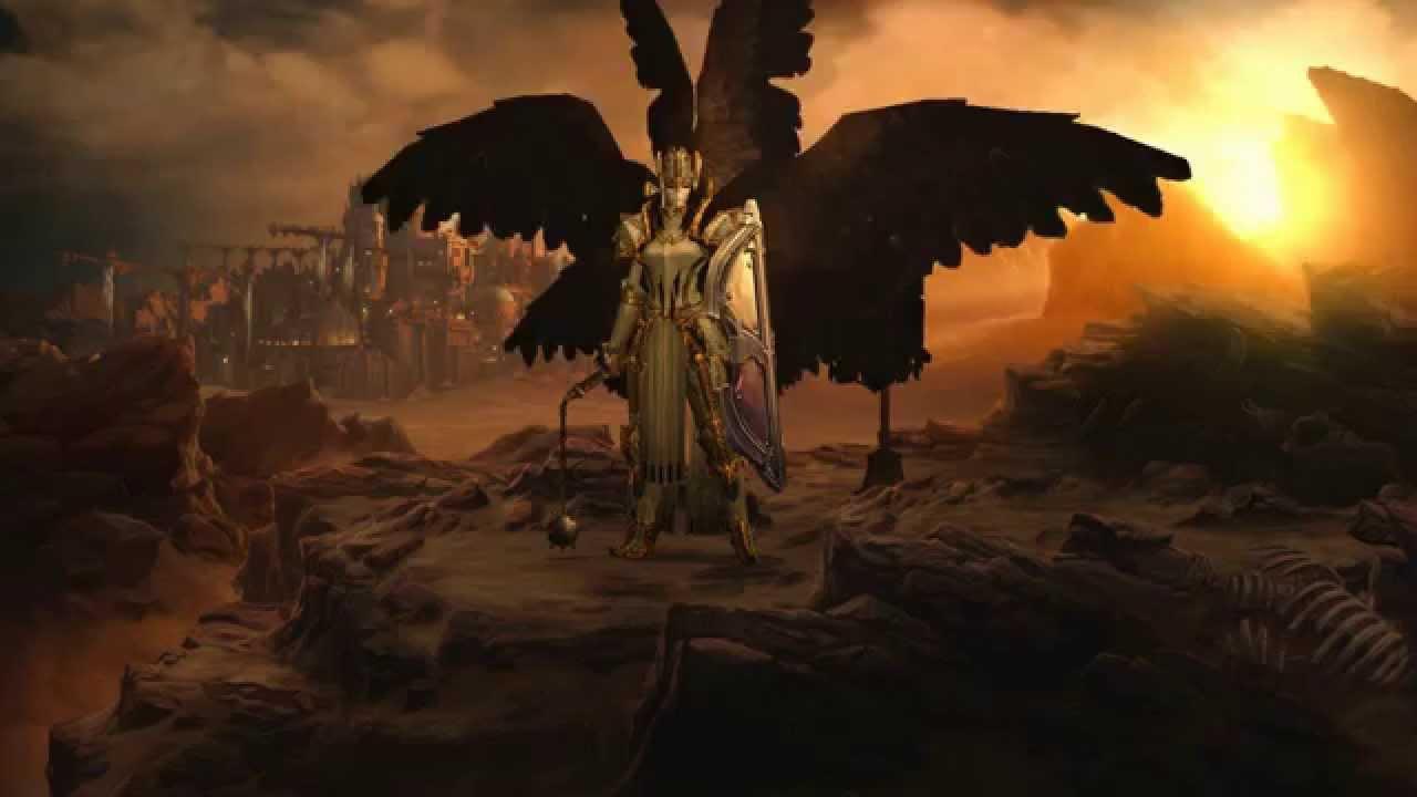 Diablo 3 Patch 2 4 - All Wings