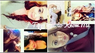 Get To Know Me Tag Thumbnail