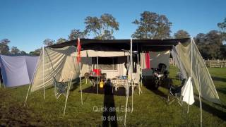 Elite Products - Elite Camper Trailers - towing