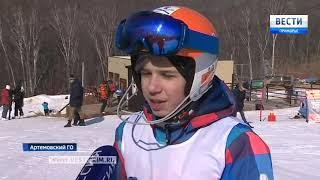 Жители Артема и Владивостока отметили Всероссийский день зимних видов спорта