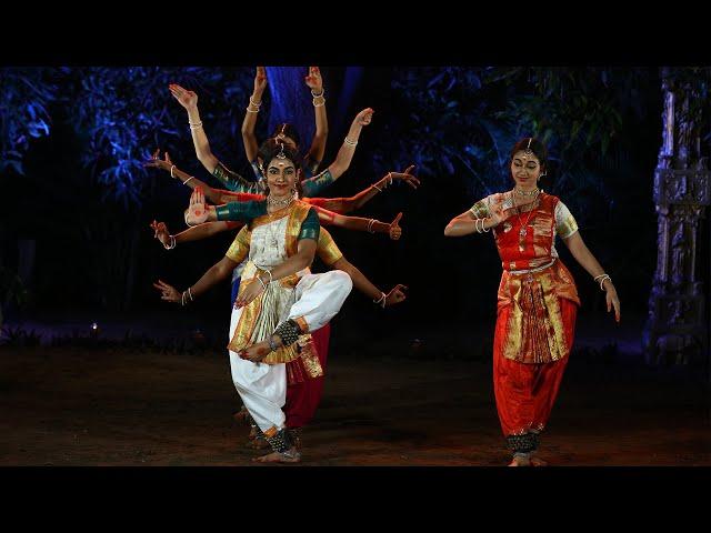 Nataraja Pathu - Tamil hymns on Nataraja with English translation - Sridevi Nrithyalaya