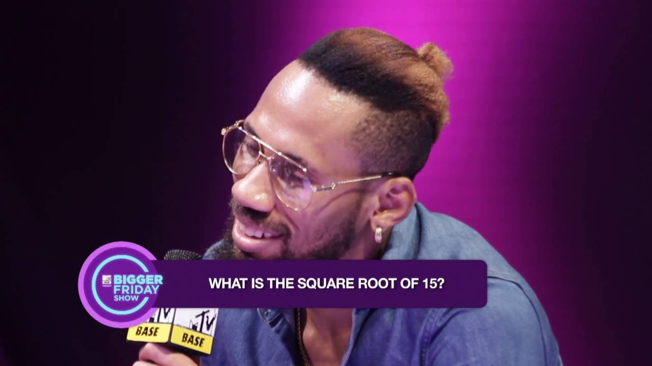Phyno says the last woman he kissed was his girlfriend - The Bigger Friday Show