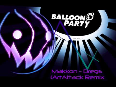 Balloon Party Teaser 2 - Dregs (AA Remix)
