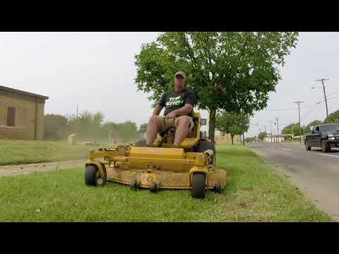 New Lawn Care Truck Walker Mower Deck Headphones