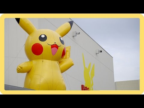 Pokemon Gym @ Expo City, Osaka