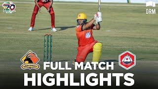 NOR vs SIN | Sarfaraz Ahmed | Shadab Khan | Full Highlights | Match 25 | National T20 Cup 2020 |NT2N