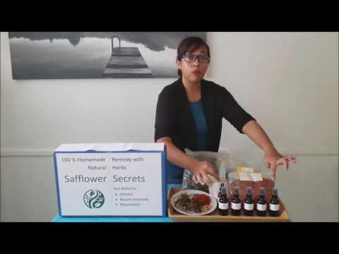 Safflower Secret (Ancient Chinese Remedies)