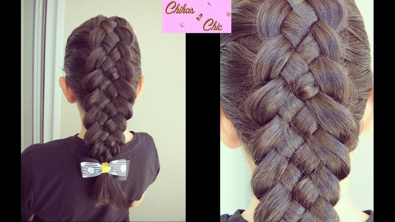 10 Cool Braids and How to Do Them hair tutorials