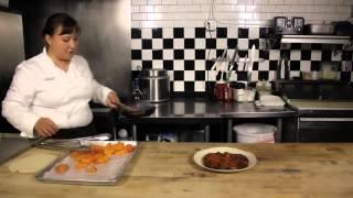 Recipe For Puff Pastry Upside-down Peach Pie : Wild Flour