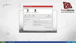 TutorMates 3.0: Gestión de usuarios