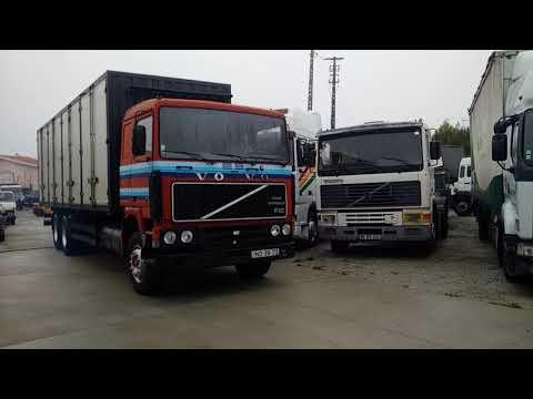 Britannia Export - FOR SALE: Left hand drive Volvo F10 320 Turbo Intercooler 6X2 tipper