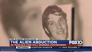 The Alien Abduction: Pascagoula man says he had an encounter with aliens