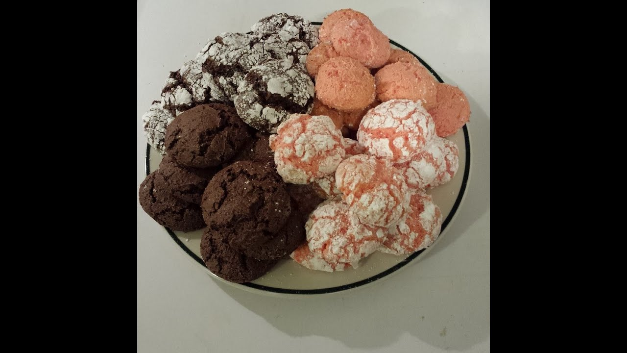 Cake Mix Cool Whip Cookies Vlogmas 2