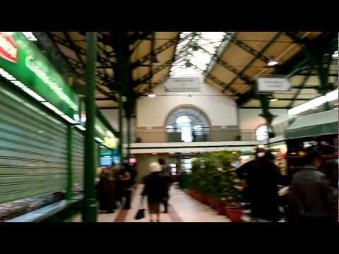 De Overdekte Markt in Sofia