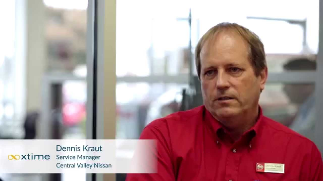 Central Valley Nissan >> Xtime Success With Central Valley Nissan