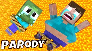 Monster School : RIP ALL BABY Monsters 2 - Minecraft Animation