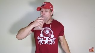 One Man. One Bag Of Chocolate Milk. | Furious Pete