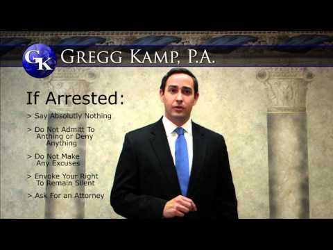 Gregg Kamp, P.A. - Lakeland Criminal Defense Attorney