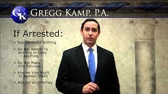Gregg Kamp, P.A. - Lakeland Criminal Defense Attorney