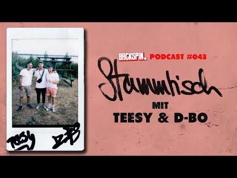 Splash! Festival mit Teesy, D-Bo und Kevin - Stammtisch - BACKSPIN Podcast #043