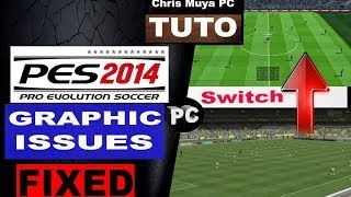 Pro Evolution Soccer 2014 PC High settings for Intel Low Graphic Card
