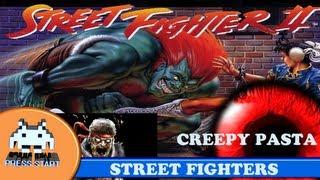 CREEPYPASTA Street Fighter Hak Amaldiçoada (pt-BR)