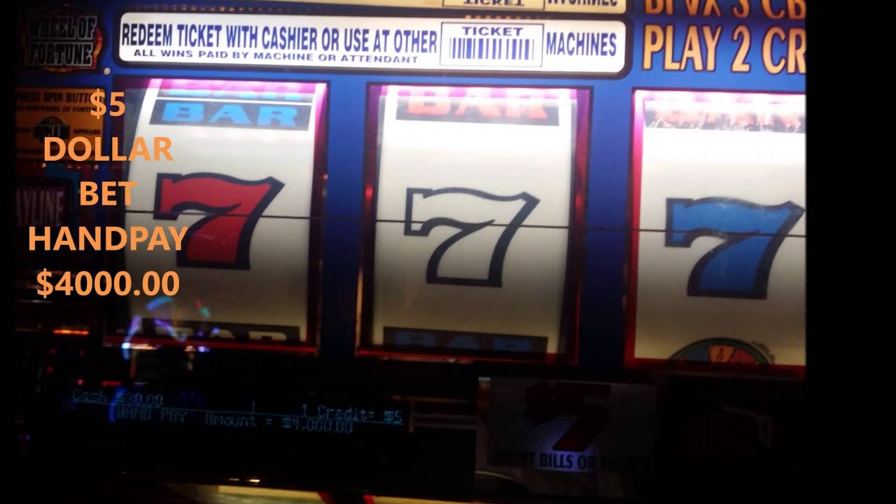 casino jackpots youtube
