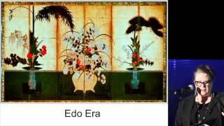Susan Bridgers - Ikebana, The Japanese Art of Flower Arranging - PechaKucha Night Asheville vol 10