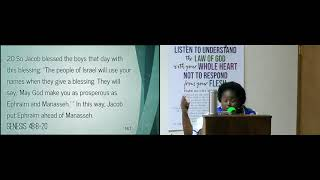 PWAM Sunday Sermon 2021_0718 It's Not Fair - It's Right & Just!