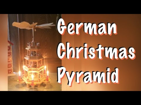 German Christmas Pyramid