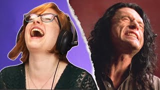 People Watch The Room For The First Time