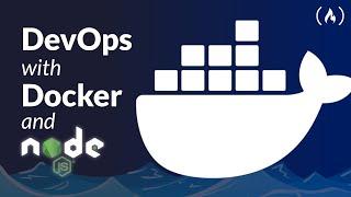 Learn Docker - DevOps with Node.js & Express