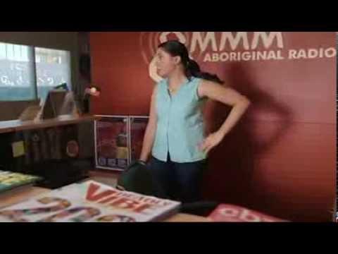 "8MMM Aboriginal Radio - Jessie ""Put your tracky dacks back on"""
