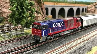 Video Märklin trains: Am 840 G2000 SBB Cargo download MP3, 3GP, MP4, WEBM, AVI, FLV Agustus 2018