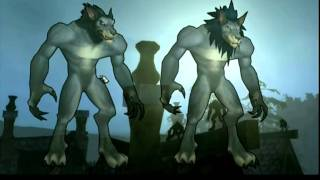 What they needed to change in Worgen/Goblin Models