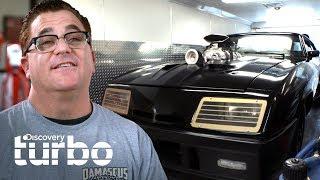 ¡Interceptor de Mad Max recibe un compresor de verdad! | Chatarra de oro | Discovery Turbo