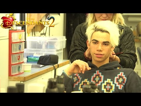 Get Real with Cameron Boyce  Descendants 2