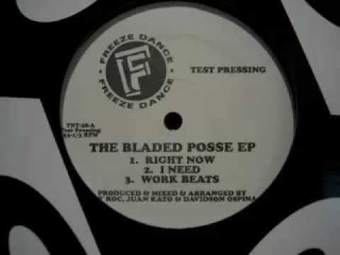 The Bladed Posse - Right Now