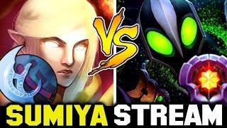 MANTA Invoker vs MASTER Rubick | Sumiya Invoker Stream Moment #1274