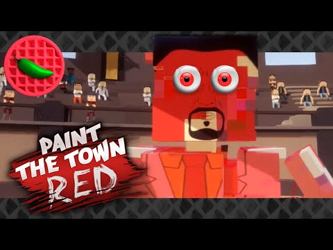 Arena  Level  Paint The Town Red